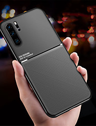 cheap -Magnetic Car Phone Case for Huawei P30 P30 Pro P30 Lite Magnet Plate Shockproof Hybrid Silicone P20 P20 Pro P20 Lite