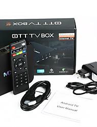 Недорогие -Сетевая приставка mxq pro mxqpro rk3229 1g / 8g 2g / 16g 4k HD-плеер TVbox