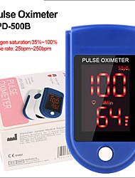cheap -RZ Blood Pressure Pulse Oximeter Pulsoximeter Finger Digital Pulse Oximeter Fingertip Medical Equipment ABS JPD-500B Oximeter