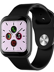 cheap -T6 Smartwatch for Apple/ Samsung/ Android Phones, Bluetooth Fitness Tracker support Notify/ Heart Rate Monitor