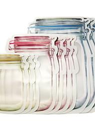cheap -1pc Storage Boxes Plastics Jars & Boxes Daily Wear # kitchen storage