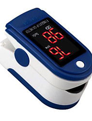 cheap -Finger Pulse Oximeter with bag, Heart Beat At 1 Min Saturation Monitor Pulse Heart Rate Blood Oxygen CE Approval