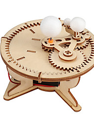 cheap -Science Experiment Toy Science & Exploration Set Educational Toy Creative New Design DIY Hand-made Wooden Teenager All Toy Gift 1 pcs