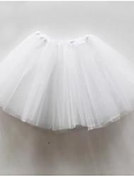 cheap -Ballet Tutus Gore Girls' Performance Natural Tulle