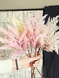 Недорогие -искусственные цветы 1 ветка классические свадебные цветы пасторальный стиль лютик гиацинт вечный цветок настольный цветок