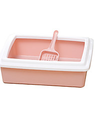 cheap -Cat Cleaning Shower & Bath Accessories Resin Dog Clean Supply Eco-Friendly Pet Grooming Supplies Pink Green Blue