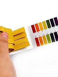 cheap -80Strips Full Range Alkaline Acid pH 1-14 Test Paper Litmus Testing Indicator