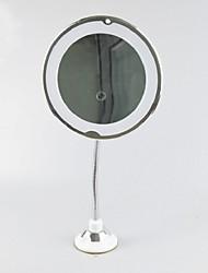 Недорогие -Косметические зеркала Женский / Лучшее качество / Pro Составить 1 pcs ABS Круглая универсальный / Повседневные / Косметика Мода / Modern Стол / На каждый день / Профессиональный стиль