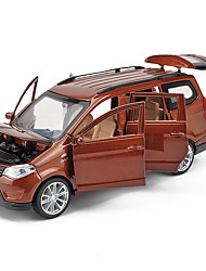 cheap -Toy Car Model Car Construction Truck Set SUV Car Horse Music & Light Unisex Toy Gift / Metal / Kid's