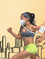 cheap -Repeated-use Mask with Air-filter, Outdoor Lung Protection Portable Air Purifier