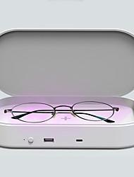Недорогие -Ногтей инструменты Ногтей инструменты ногтей фиолетовый светлый цвет стерилизационный ящик для хранения стерилизационный бокс портативный стерилизатор пинцет 1 шт.