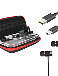 cheap -Game Controller Kits / Bag Kits / Game Accessories Kits For Nintendo Switch ,  Game Controller Kits / Bag Kits / Game Accessories Kits TPU / ABS 1 pcs unit