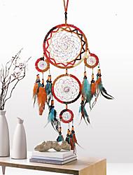 cheap -Handicraft Student Gift Interior Pendant Indian Style Dream Catcher Creative Gift