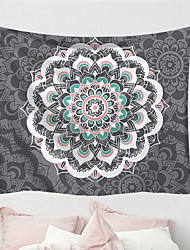 cheap -New Launched Blue Gold Passion Ombre Mandala Tapestry By Madhu International Boho Mandala Tapestry Wall Hanging Gypsy Tapestry