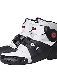 Недорогие -Взрослые Обувь для велоспорта Обувь для горного велосипеда Обувь для шоссейного велосипеда нейлон Дышащий Противозаносный Амортизация / Дышащая сетка / Липучка / Декоративная пряжка