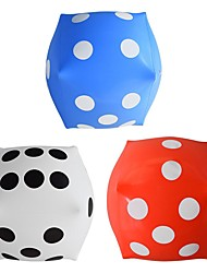 cheap -12-inch Oversized Inflatable Dice For Game Pool Toy Indoor And Outdoor Toys Inflatable Balloon Dice Party Activities Supplies