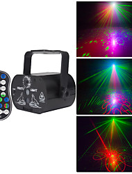 cheap -1pc 9 W 650-1250 lm 98 LED Beads Remote Control RC Easy Install LED Stage Light Spot Light RGB 100-240 V Commercial Living Room Dining Room