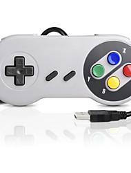 cheap -Super USB Controller Nintendo SNES Game Pad For PC Raspberry Pi 3 Retropie