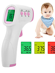 cheap -In Stock Baby Infrared Thermometer Gun Electronic Thermometer Child Baby Home Precision Ear Temperature Forehead Thermometer