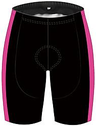 cheap -21Grams Women's Cycling Shorts Bike Shorts Padded Shorts / Chamois Pants Breathable 3D Pad Quick Dry Sports Black / Red Mountain Bike MTB Road Bike Cycling Clothing Apparel Bike Wear / Stretchy