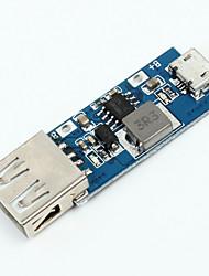 Недорогие -DC-DC 3 В 3,3 В / 3,7 В / 4,2 В до 5 В 1a Усилитель USB повышающий преобразователь мощности