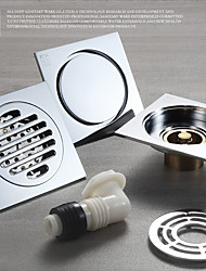 cheap -Cool Drain New Design Contemporary Brass Bathroom Floor Mounted