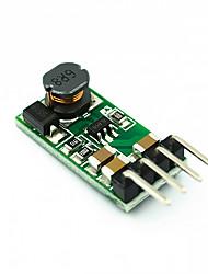 Недорогие -супер малый модуль постоянного тока 3.3 В 3.7 В 4.5 В до 12 В повышающий напряжение преобразователя