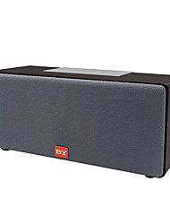 cheap -BY 3070 20W TWS Subwoofer Wooden Powered Bass Enceinte Bocinas Parlantes Bluetooth Speaker For Home Theatre System