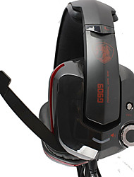cheap -Somic G909 Gaming Headset Wired Stereo with Microphone Volume Control for Gaming