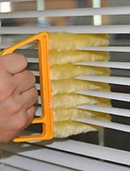 cheap -Useful Microfiber Window cleaning brush blind brush air Conditioner Duster cleaner with washable venetian blind cleaning cloth