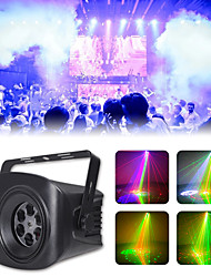 cheap -2020 New High Definition Pattern Led Room Decoration Laser Light KTV Flash Bar Sound Control Stage Light Projection Light