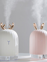 cheap -High Quality 220ML Ultrasonic Air Humidifier Diffuser for Home Car USB Fogger Mist Maker with LED Night Lamp