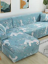 Недорогие -эластичные чехлы для диванов для гостиной противоскользящие секционные эластичные чехлы для диванов полотенце на диван одно / два / три / четыре сиденья