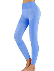 cheap -Activewear Pants Split Joint Women's Training Chinlon