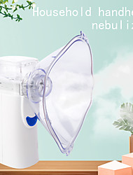 cheap -Mini Handheld Nebuliser Steaming Tool Portable Atomizer Respirator Humidifier Adult Kid Inhaler Nebulizer Health Care