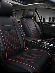 Недорогие -Чехлы на автокресла Чехлы для сидений Красный / Черный / Бежевый Кожа Деловые Назначение Универсальный Все года Все модели