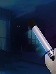cheap -Rechargeable Mobile Uv Disinfection Lamp Portable Disinfection Stick Uv Mask Germicidal Lamp Rod Sterilizer Mites Light Lamp Air Purifier 7W