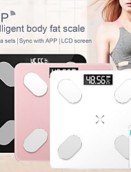cheap -Bathroom weight Scales Floor Digital Body Fat Scales Bluetooth Electronic Outdoor mini Smart Weighing Scales with APP