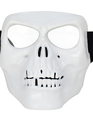 Недорогие -унисекс мотоцикл езда маска красочная хлопчатобумажная ткань дышащая маска для лица локомотив череп маска полотенце