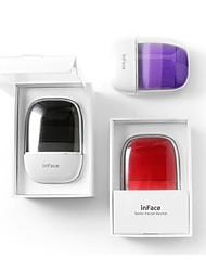 Недорогие -Ультразвуковой очиститель Inface ms2000 синий фиолетовый и красный