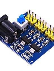 cheap -5V 12V Multi Output Voltage Conversion DC-DC 12V to 3.3V 5V 12V Power Module