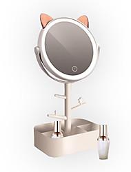 Недорогие -кот кролик тщеславие фары Tiktok Light YouTube видео светодиодные затемнения смарт-свет с хранения аккумуляторная портативный сенсорный диммер usb