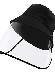 cheap -Full face protection / anti-fog saliva / protective hat / sun protection bike / transparent UV protection / face-blocking hat / fisherman hat / spot