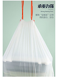 cheap -Bin Bags Tie Handles Indoor Garbage Bags  20 Pcs