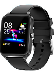 cheap -B20 Smartwatch 1.4-inch Screen Bluetooth Fitness Tracker Support Heart Rate/ Blood Pressure Monitor Multi-sport Modes Smart Watch for Apple/ Samsung/ Android Phones