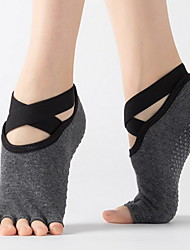 cheap -Dance Accessories Sporty / Yoga Women's Cotton Solid Leisure Socks