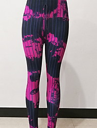 cheap -Activewear Pants Pattern / Print Women's Training Chinlon