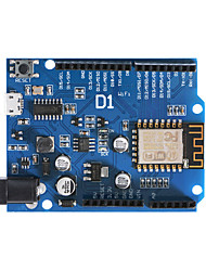 cheap -WeMos D1 CH340 WiFi Arduino UNO R3 Development Board ESP8266 ESP-12F