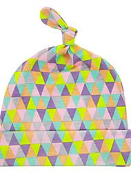 cheap -Kids / Toddler / Newborn Unisex / Girls' Basic / Sweet / Boho Tribal Floral Cotton Hats & Caps / Hair Accessories Fuchsia / Orange / Rainbow One-Size