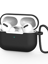 cheap -Silicon Case For Apple Airpods Pro Case Wireless Bluetooth Earphone Protective Case For Apple Air Pods Headphone Case